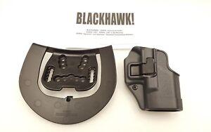 Blackhawk Serpa Sportster Belt Holster Glock 26//27//33 Right Hand 413501BK-R