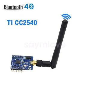 TI-CC2540-Bluetooth-4-0-Wireless-Module-TTL-Uart-To-BLE-Board-With-SMA-Antena