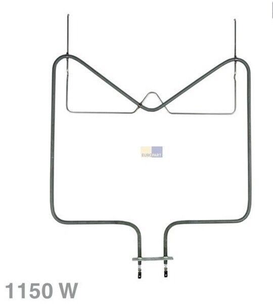 Unterhitze Heizung Elektroherd Bauknecht Whirlpool 481010375734