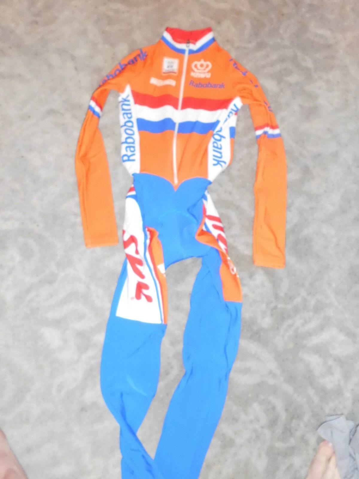 Bioracer  WM National Team Nederland Dutch Thermo onesie skinsuit  barato en alta calidad