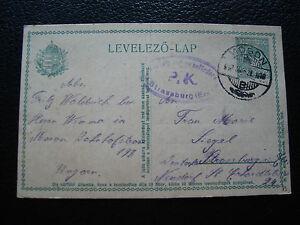 Hungary-Card-Whole-1917-cy72-Hungary