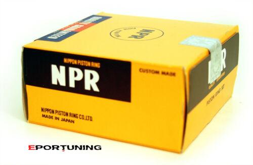 RINGS SET 85-95 TOYOTA 4RUNNER 2.4L 22RE 22REC SOHC 8V NEW NPR PISTONS KIT
