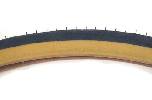 Kenda Street//Road Bicycle Bike Tire 27 x 1 1//4 Black