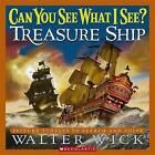 Treasure Ship by Walter Wick (Hardback, 2010)