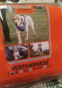 s l300 canine friendly large dog service dog therapy dog vest harness