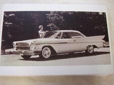 1961 DESOTO  2 DOOR HARDTOP   11 X 17  PHOTO  PICTURE