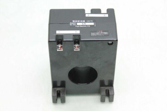 fuji electric zct 0a current transformers ebay rh ebay com