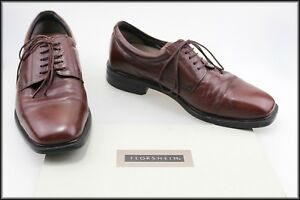 FLORSHEIM-MENS-LACE-UP-FORMAL-DRESS-LEATHER-SHOES-SIZE-6-EEE