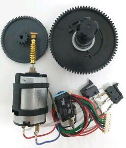 Saeco Intelia HD8751Getriebe + Motor + Microschalter komplett