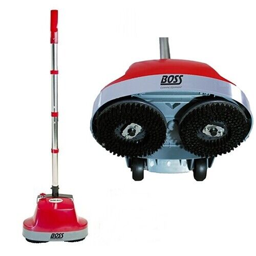 Floor Scrubber Buffer Polisher Machine Tile Hardwood