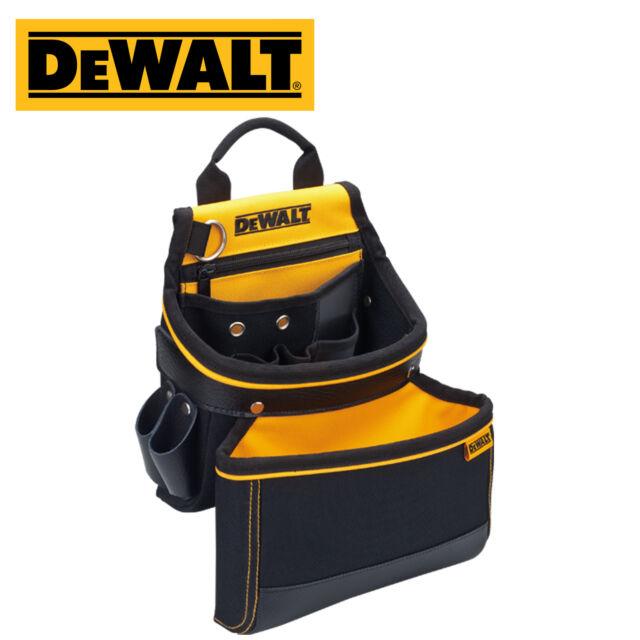 Dewalt DWST80905-8 Multi Purpose Pouch Heavy Duty Tool Belt DWST1-75551