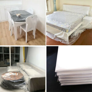 Enjoyable Details About 1Pc Furniture Sofa Bed Dining Chair Dust Storage Moving Removal Cover Bag Alphanode Cool Chair Designs And Ideas Alphanodeonline