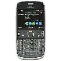 Nokia Asha 302 Cell Phone