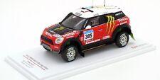 Mini Countryman All4 #305, Chicherit 2011 Dakar, TrueScale TSM114351  Resin 1/43