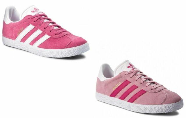 Damen Adidas Originals Gazelle b41514b41517 pink Turnschuhe Sneakers