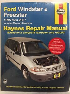 Automotive Car & Truck Manuals ispacegoa.com Ford Windstar Repair ...