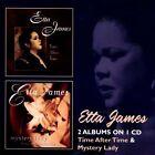 Time After Time by Etta James (CD, Feb-2012, 2 Discs, Dark Peak)