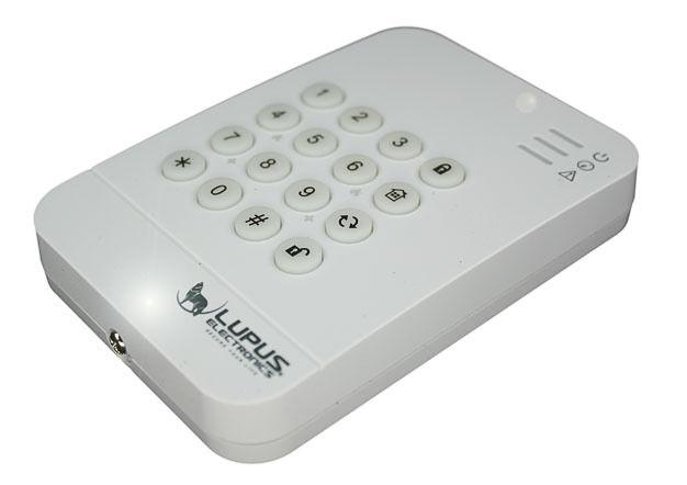 LUPUSEC XT1, XT1 Plus, XT2, XT2 Plus, XT3 Funk Keypad LUPUS 12001