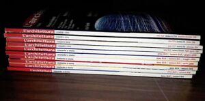 Bruno-Zevi-L-039-Architecture-Cronache-And-Storia-1998-Year-039-s-Issues-Completa-12