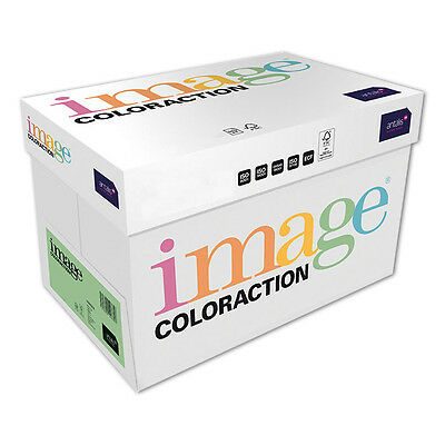 120 gsm A4 Coloured Paper Reams of 250 PALE colours  INKJET LASER PHOTOCOPIER
