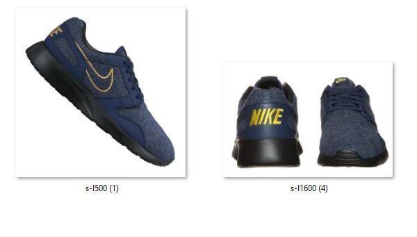 NIB Men's Nike Kaishi Premium Shoes 807403 440 Roshe Tanjun Darwin Blue
