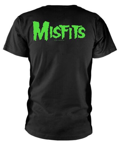 Noir Misfits /'Jurek Skull/' T-Shirt
