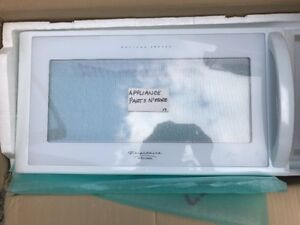 Image Is Loading New Frigidaire Electrolux Microwave Door White 534434316 Gallery