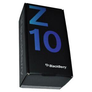 BNIB BlackBerry Z10 STL100-4 16GB White Factory Unlocked GSM 2G 3G 4G LTE GSM