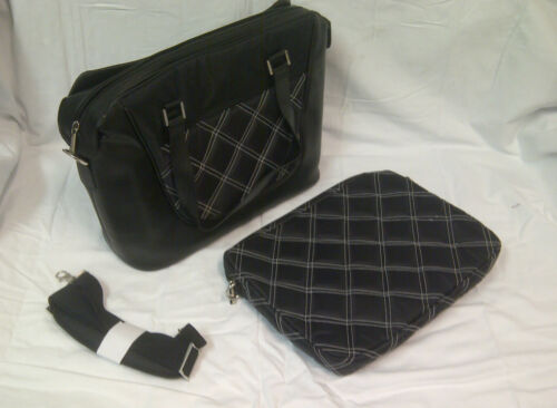 """Skooba Harmony Tote 15/"""" Laptop BagPockets for EverythingFor Lady W Sleeve"""