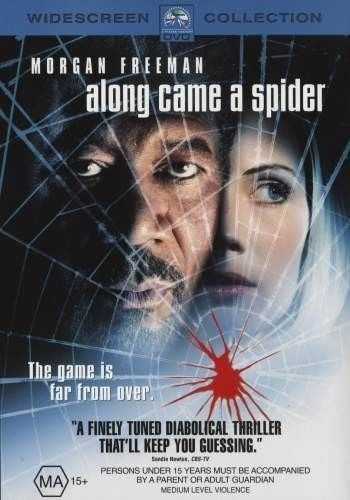 1 of 1 - Along Came A Spider (DVD, 2002)
