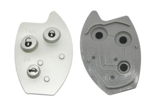 Clave de plegado para citroen c5 xsara break tres botones clave rohling SX a240