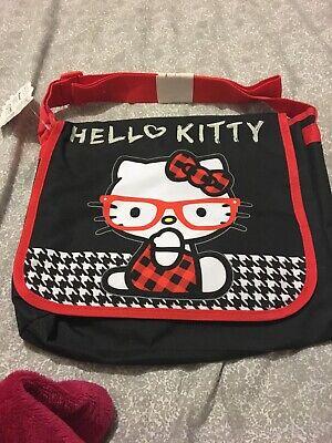 Aggressivo Hello Kitty Borsa A Tracolla Nuova Con Etichetta-mostra Il Titolo Originale