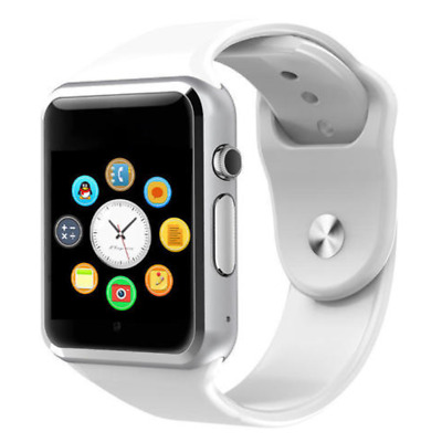 Waterproof A1 Smart Wrist Watch Bluetooth GSM Phone For iPhone Samsung Android B