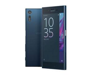 Sony XZ Forest Blue o2 32gb phone | in