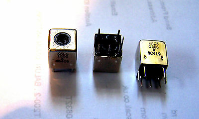 3 X Toko Kacs1506a Induktor Variable Original Toko Qrp Spule