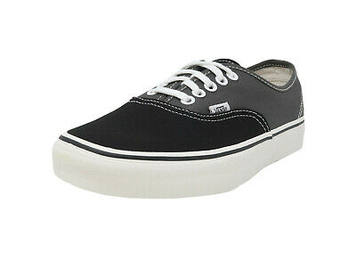 VANS AUTHENTIC VINTAGE 2 TONS Noir Anthracite à Lacets Baskets Hommes Adultes Chaussures | eBay