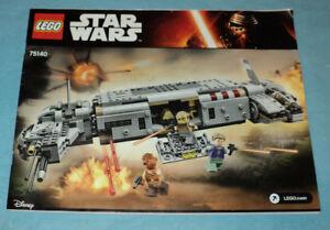 LEGO Star Wars Rebel Troop Transport 75140 LEGO