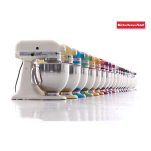 5KSM175PS Robot da Cucina KitchenAid Artisan 4,8L Planetaria Food ...