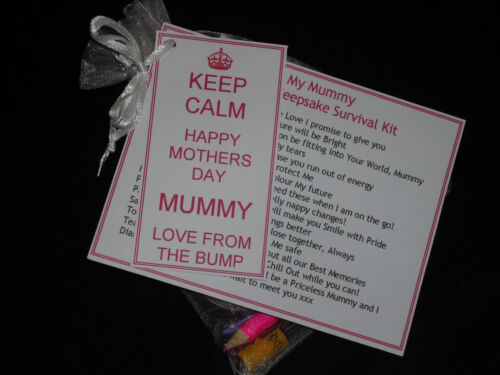 Baby Shower Merry Christmas Mum to Be Card Gift Mothers Day Happy Birthday