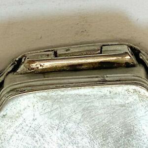 Factory price socket Eastern Asian Silver Snuff Trinket