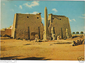 Agypten-Luxor-Pulons-und-Obelisk-des-Tempel-Amon-Ra-H1614