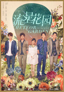 Meteor-Garden-English-Subs-HD-DVD-5-Plates-2018-Chinese-TV-Series