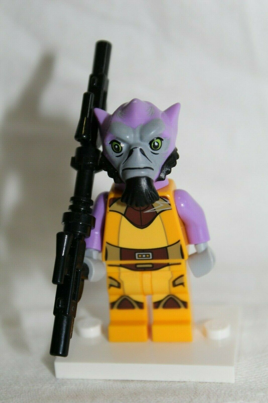 Star Wars Lego minifigure 75053 Zeb Orrelios sw0575 Pristine condition