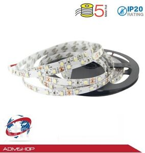 STRISCIA-LED-V-TAC-12V-18W-300LED-2000Lm-5mt