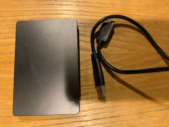 Seagate Backup Plus Slim 2TB 2.5
