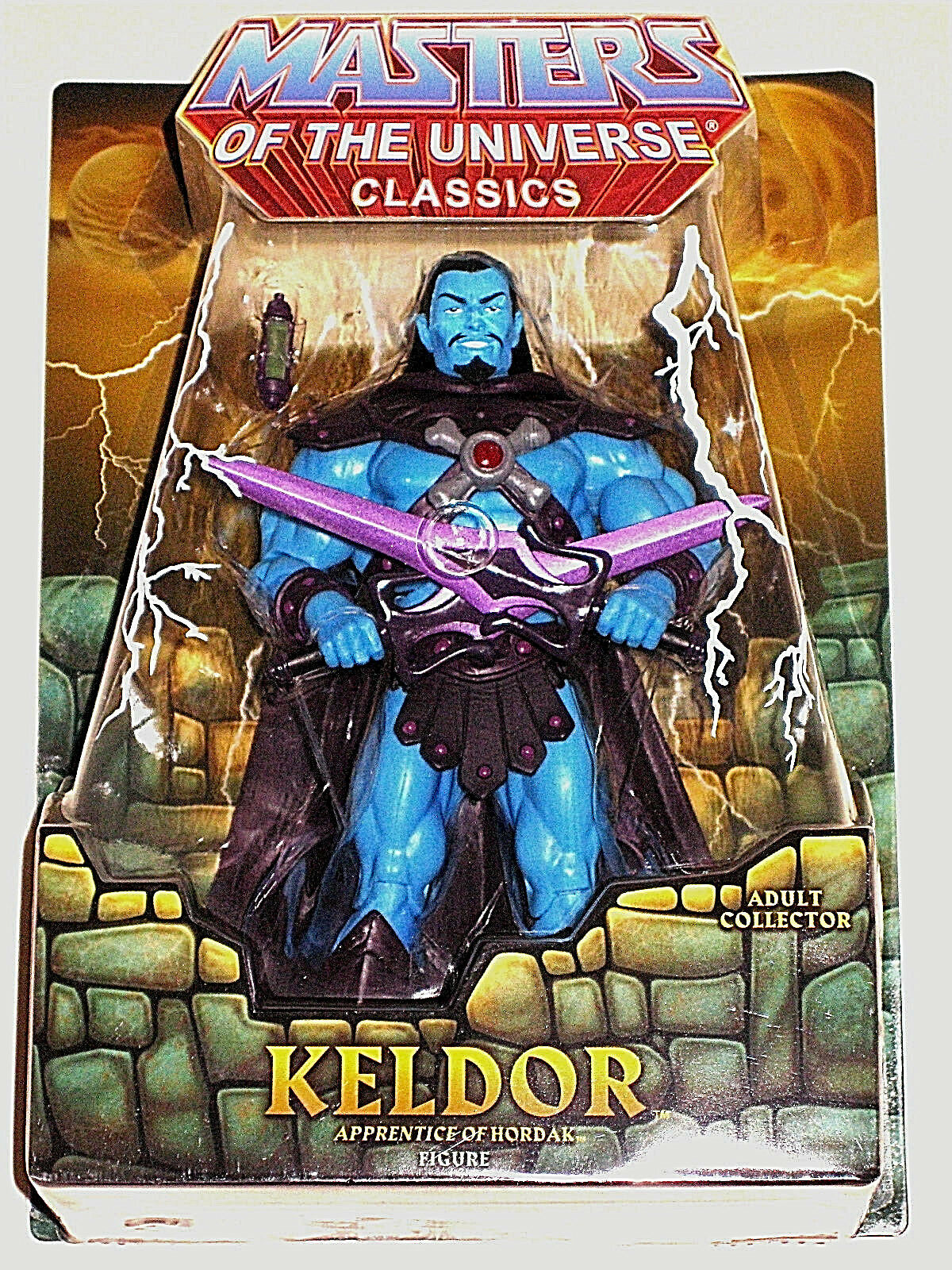 MASTERS OF THE UNIVERSE Classics_KELDOR Limited 6
