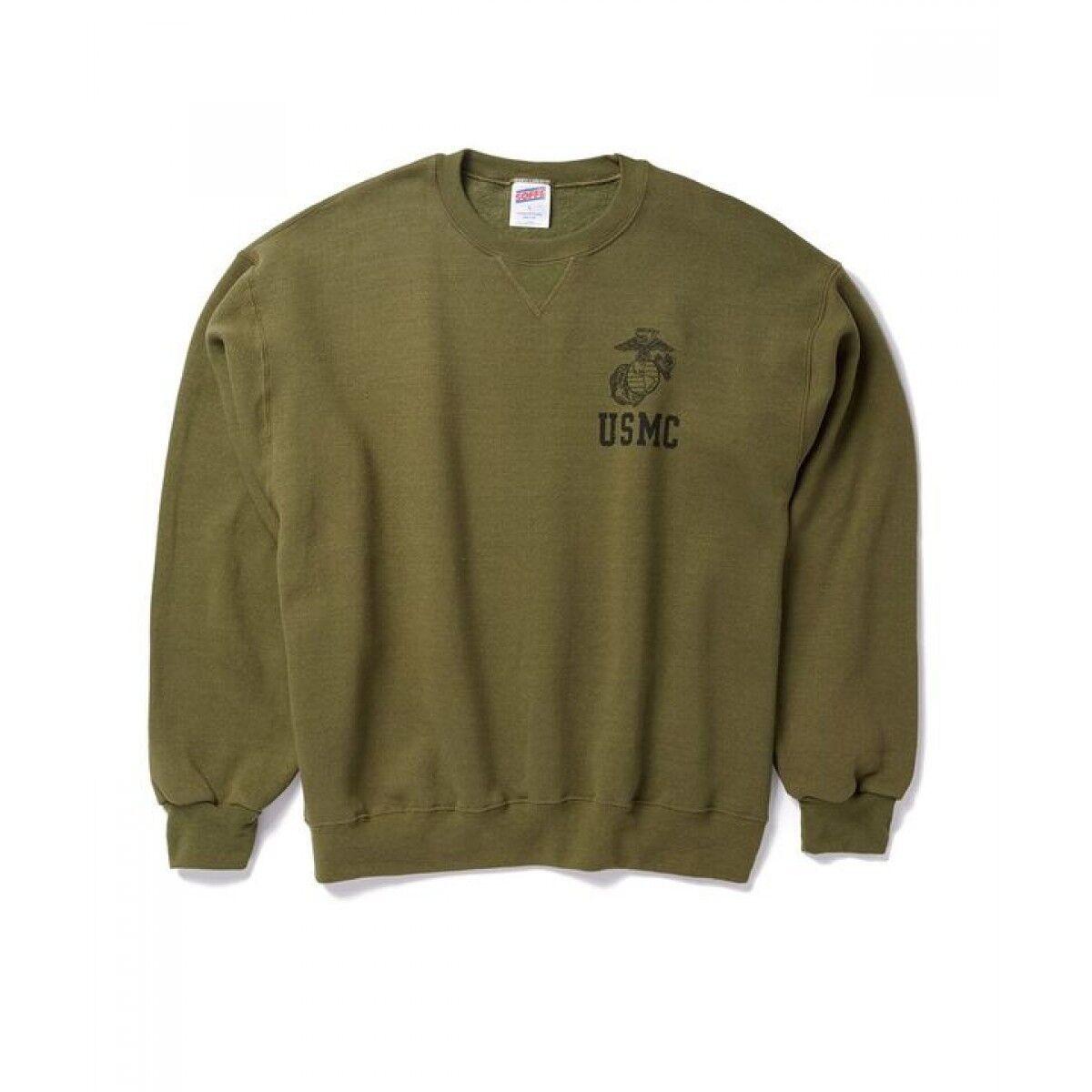 Soffe Little Boys Crew Sweatshirt