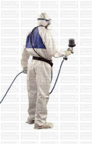 3M 50198L Classic protecteur PaintShop globale taille l large respirant back