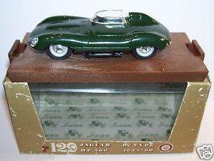 BRUMM-JAGUAR-TYPE-D-1954-1960-LE-MANS-260-HP-REF-129-IN-BOX-1-43