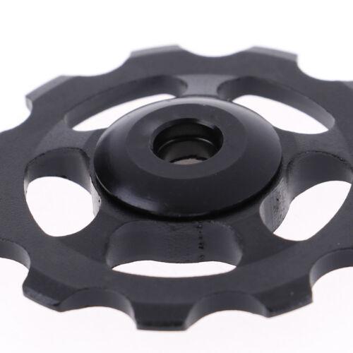 AluminiumBicycle Jockey Wheel Rears Derailleurs Bike With 11T Gear Guides B$CYC